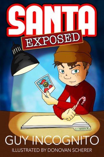 Santa Exposed cover