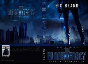 cover Black Legacy by Ric Beard