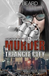 cover Murder in Triangle City by Ric Beard