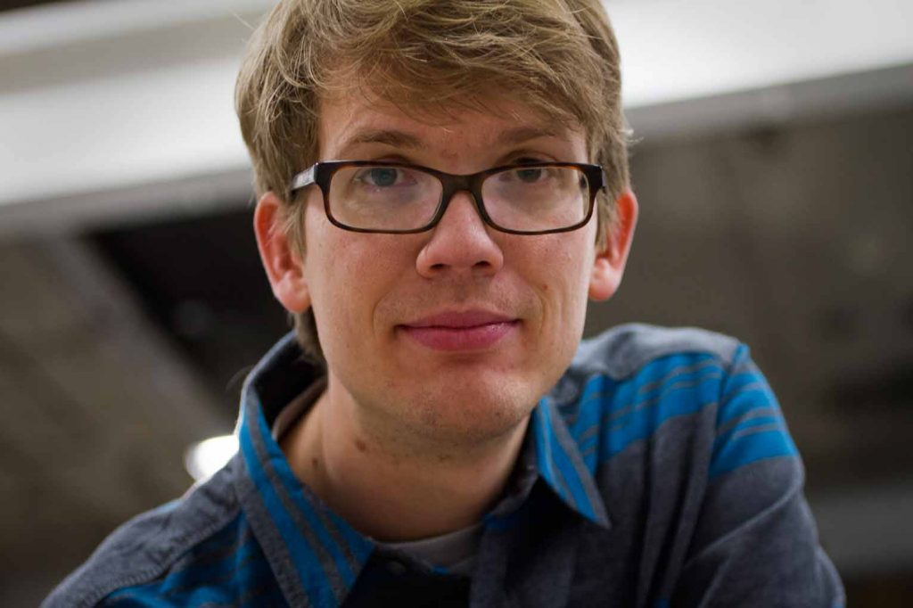 8 questions with pro internet guy hank green of the vlog