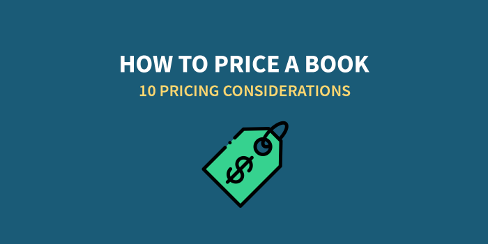 pricing your book