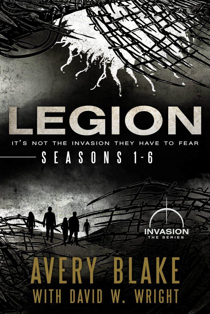 Legion Seasons 1-6