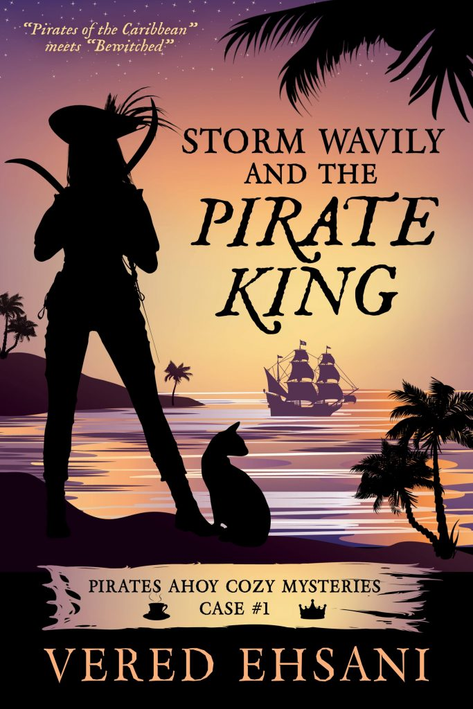 Storm Wavily and the Pirate King